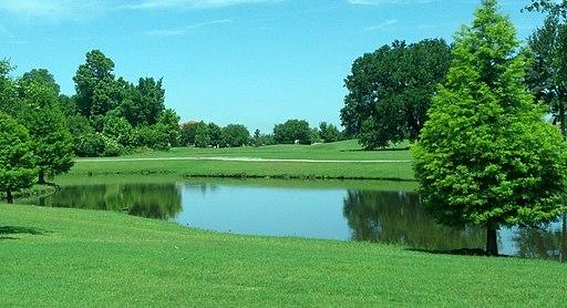 University Golf Club in Baton Rouge LA